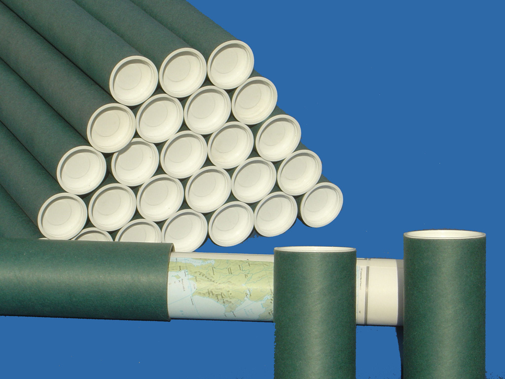 cardboard shipping tube, packing tube, storage tube: normatub